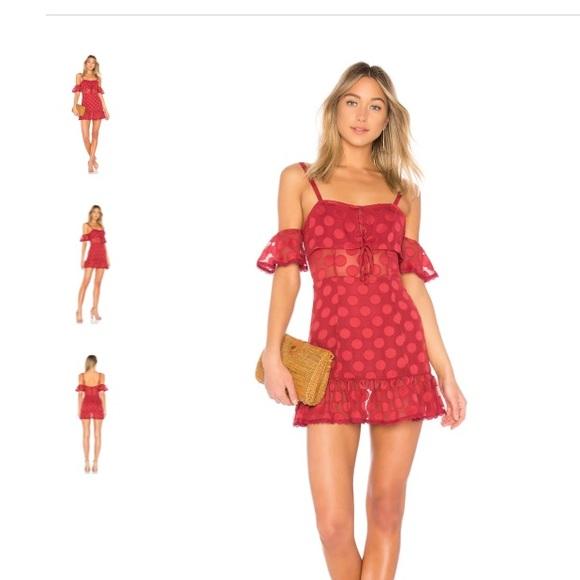 Tularosa Dresses & Skirts - TULAROSA DRESS REVOLVE